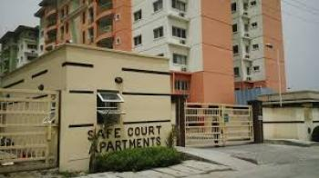 a Room Self Contained, Safecourt Apartments, Ikate Elegushi, Lekki, Lagos, Self Contained (studio) Flat for Rent