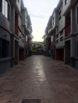 Fully Service 5 Bedroom Semi Detached, Oniru, Victoria Island (vi), Lagos, House for Rent