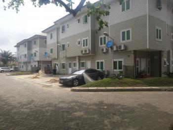 4 Bedroom Terrace Duplex + Bq, Royal Estate, Saint Agnes, Yaba, Lagos, Terraced Duplex for Sale