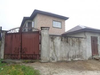 a Property Containing a Block of 4 No.3 Bedroom Flat and 4 Bedroom Duplex at Awoyaya, Ajah, Awoyaya, Ibeju Lekki, Lagos, Flat for Sale