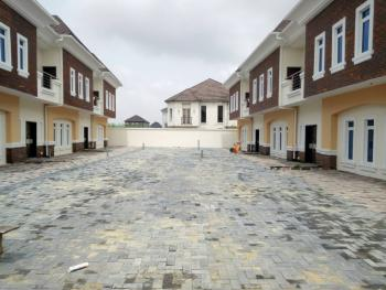 Newly Built  6 No. 3 Bedroom Terrace Apartments with in Built Bq, Ado, Ajah, Lagos, House for Sale