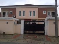 4 Bedroom Semi Detached Duplex (all Ensuite) With Boys Quarters, Lekki Phase 1, Lekki, Lagos, 4 Bedroom, 5 Toilets, 4 Baths House For Sale