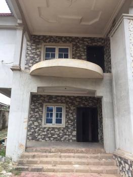 a 6 Bedroom Duplex in a Land Size of 100/100, Behind Asaba Estate, Close to Trend Fm, Asaba, Delta, House for Sale