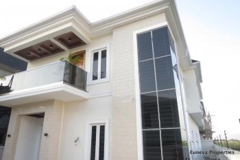 Luxury 4 Bedroom Fully Detached Duplex with a Room Bq, Behind Circle Mall (shoprite), Osapa, Lekki, Lagos, Detached Duplex for Sale