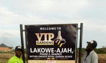 Buy a Plot From Vip Gardens and Win an Expense Paid Trip to Dubai, Ibeju, Lagos, Residential Land for Sale