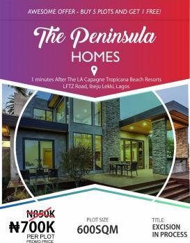 Dry Land, Akodo Town, Akodo Ise, Ibeju Lekki, Lagos, Mixed-use Land for Sale