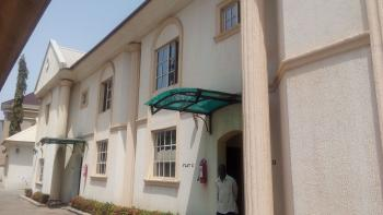 Well Finished 3 Bedroom Flat with Boys Quarter, Off Ibb Way, Maitama District, Abuja, Flat for Rent