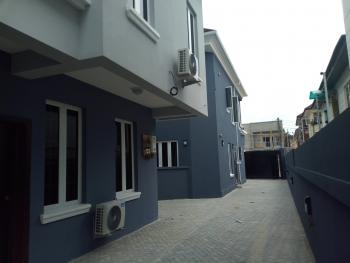 Brand New Bq Self Contained, Behind Shoprite, Osapa, Lekki, Lagos, Self Contained (studio) Flat for Rent