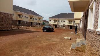Newly Built 14 Units of 4 Bedroom Terrace Duplexes, By American International School, Directly Opposite Bon Hotel, Durumi, Abuja, Terraced Duplex for Sale
