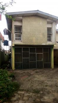 4 Bedroom Detached House with a Mini Flat Bungalow Plus 2 Room Bq, Mbonu Ejike Street, Masha, Surulere, Lagos, Detached Duplex for Sale