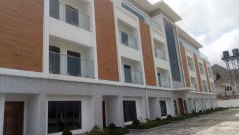 Water Front Luxury Four Bedroom Terraced Duplex Overlooking The Atlantic Ocean, Osborne Phase 2, Osborne, Ikoyi, Lagos, Terraced Duplex for Sale