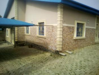 Spacious Three Bedroom Apartment, Gwarinpa Estate, Gwarinpa, Abuja, Terraced Bungalow for Rent