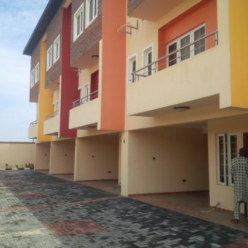 Luxury New Property, Ikate Elegushi, Lekki, Lagos, Terraced Duplex for Rent