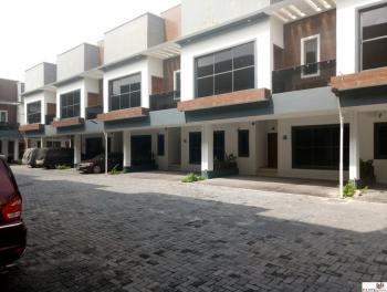 Newly Finished | 4 Bedroom Terrace House | Serviced, Ikate Elegushi, Lekki, Lagos, Terraced Duplex for Sale