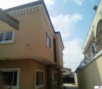 Upgraded | 4 Bedroom Semi Detached | Self Serviced, Lekki Phase 1, Lekki, Lagos, Semi-detached Duplex for Rent
