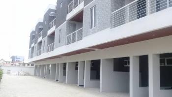 Luxury Built 4 Bedroom Terraced Duplexes, Ikate Elegushi, Lekki, Lagos, Terraced Duplex for Sale