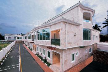 Luxury 4 Bedroom Terrace, Milverton Road, Banana Island, Ikoyi, Lagos, Terraced Duplex for Sale
