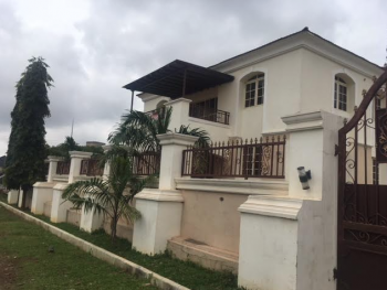Spacious 5 Bedroom Detached Duplex, Asokoro District, Abuja, Detached Duplex for Sale