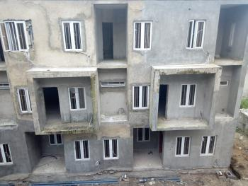 9 Units of 4 Bedroom Finished En-suite Terrace Duplexes, Idowu-dabiri Street, Off Lekki-ajah Expressway, Sangotedo, Ajah, Lagos, Terraced Duplex for Sale