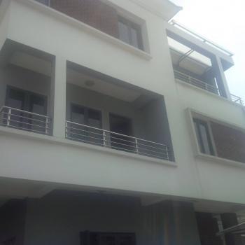 4 Bedroom Semi-detached Duplex, Parkview Estate, Parkview, Ikoyi, Lagos, Semi-detached Duplex for Sale