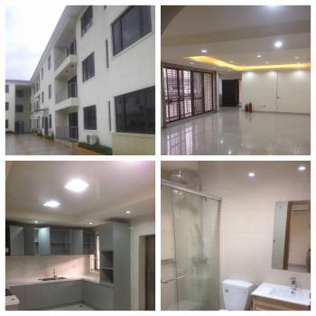 Luxury Serviced 3 Bedroom Flat + Bq, Oduduwa Crescent, Ikeja Gra, Ikeja, Lagos, Flat for Rent