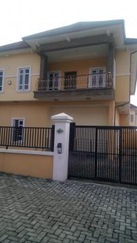 Tastefully Finished 4 Bedroom Semi Detach +1 Room Maids Room, Agungi, Lekki, Lagos, Semi-detached Duplex for Sale