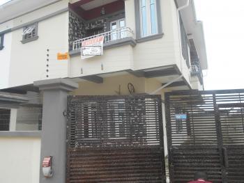 Luxury 4 Bedroom Semi-detached Duplex with Excellent Facilities, Idado, Lekki, Lagos, Detached Duplex for Rent