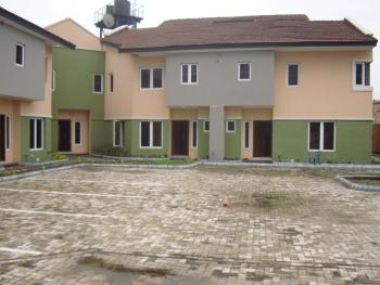 Brand New Serviced 4-bedroom End Units Terrace House Plus Bq at Idado, Lekki for Rent #3m, Idado Estate Lekki, Idado, Lekki, Lagos, Terraced Duplex for Rent
