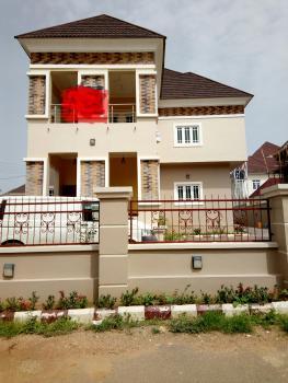 Standard 5 Bedroom Duplex with 2 Room Bq, Gwarinpa, Abuja, House for Sale
