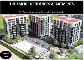 Off Plan Exquisite Three Bedroom Apartments, Water Corporation Drive, Victoria Island Extension, Victoria Island (vi), Lagos, Flat for Sale