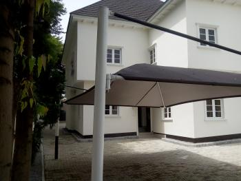 a Tastefully Finished and Brand New 5 Bedroom Fully Detached Duplex with 2 Rooms Bq, Aminu Kano Crescent, Wuse 2, Abuja, Detached Duplex for Sale