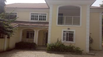 Well Finished 4 Bedroom Semi Detached Duplex with a Bq, Jabi, Abuja, Semi-detached Duplex for Rent