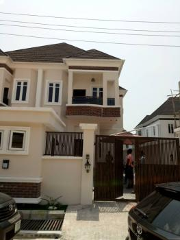 a Fantastic Tastefully Built 4 Bedroom Duplex Plus Bq with State of The Arts Finishing, Osapa, Lekki, Lagos, Detached Duplex for Sale