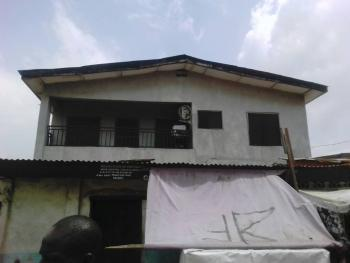 a Lovely Room Self with 1 Toilet & Bath, Abule Oja, Yaba, Lagos, Self Contained (studio) Flat for Rent