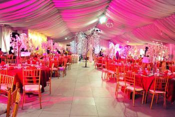 Yard 158 Arena, Kudirat Abiola Way, Oregun, Ikeja, Lagos, Hall for Rent