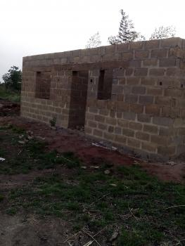 Neat Structure , 50 By 100 Plot of and 3 Bedrooms Flat on It,  2 Toilets One Kitchen and Store, 23, Egbeyemi House, Onikolobo, Abeokuta South, Ogun, Block of Flats for Sale