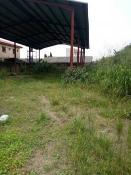 1150sqm Bare Land, Ashabi Cole Street,behind Mobil  Filling  Station Agidingbi, Agidingbi, Ikeja, Lagos, Mixed-use Land for Sale