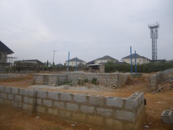 Duplex Dpc in an Estate, Life Camp, Gwarinpa, Abuja, Detached Duplex for Sale