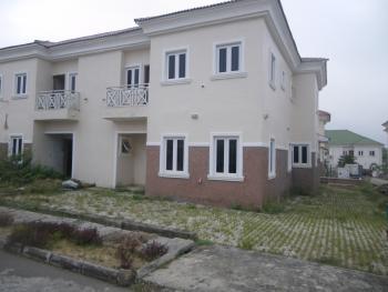 4 Bedrooms + Bq, Life Camp, Gwarinpa, Abuja, Semi-detached Duplex for Sale