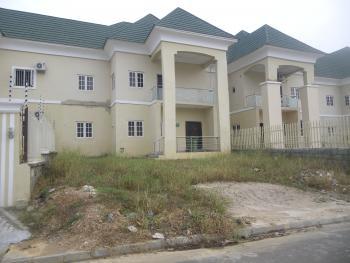 4 Bedroom in an Estate, Life Camp, Gwarinpa, Abuja, Terraced Duplex for Sale