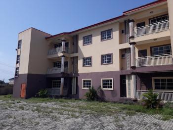 24 Units of 3 Bedroom Flats with Bqs, Golden Park Estate, Ogidan, By Conoil, Sangotedo, Ajah, Lagos, Block of Flats for Sale