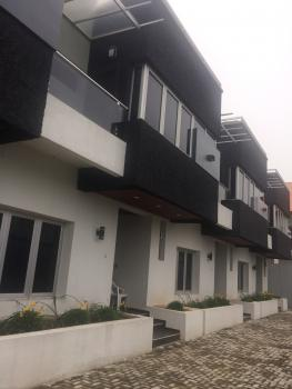 4 Bedroom Terraced Duplex (self Service), Lekki Right, Lekki, Lagos, Terraced Duplex for Rent