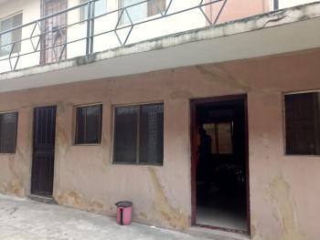 a Fairly Used Single Room Self, Abule Oja, Yaba, Lagos, Self Contained (studio) Flat for Rent