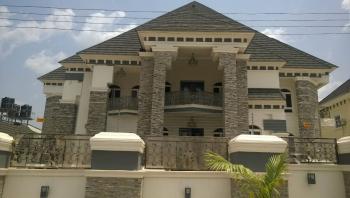 State of Art Edifice 7 Bedroom House, Asokoro Main, Asokoro District, Abuja, Detached Duplex for Sale