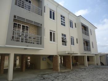 Luxury 3 Bedroom Apartment Plus Bq, Twin View Court Mini Estate, Chevy View Estate, Lekki, Lagos, Flat for Sale