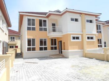 Brand New 4-bedroom Semi-detached Duplex with a Room Boy's Quarters, Cadogan Estate, Chevy View Estate, Lekki, Lagos, Semi-detached Duplex for Rent