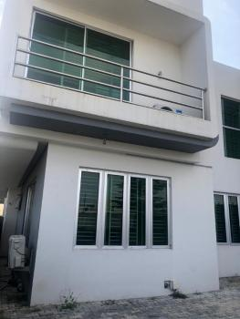 Newly Built Luxury 4 Bedroom Fully Finished and Fully Serviced Maisonette with Air Conditioning , Fully Fitted Kitchen at Richmond, Richmond Gate Estate Ikate Elegushi., Ikate Elegushi, Lekki, Lagos, Terraced Duplex for Rent