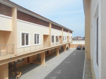 3-bedroom Terrace Duplex, All En-suite with 4 Toilets and 3 Bathroom, Victoria Crest Estate, Lafiaji, Lekki, Lagos, Terraced Duplex for Sale