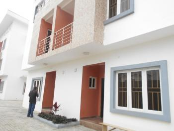 4-bedroom Terrace Duplex with 2 Living Areas & a Room Bq, Off Gbenga Asafa Street, Parkview, Ikoyi, Lagos, Terraced Duplex for Rent