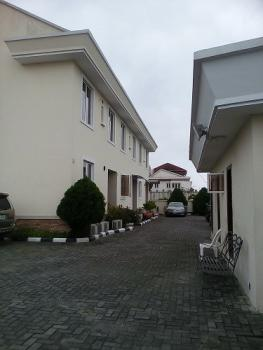 4 Bedroom Townhouse with a Swimming Pool, 1 Bq, Security, Fully Fitted Kitchen, Dew of Hermon, Banana Island, Ikoyi, Lagos, Terraced Duplex for Rent